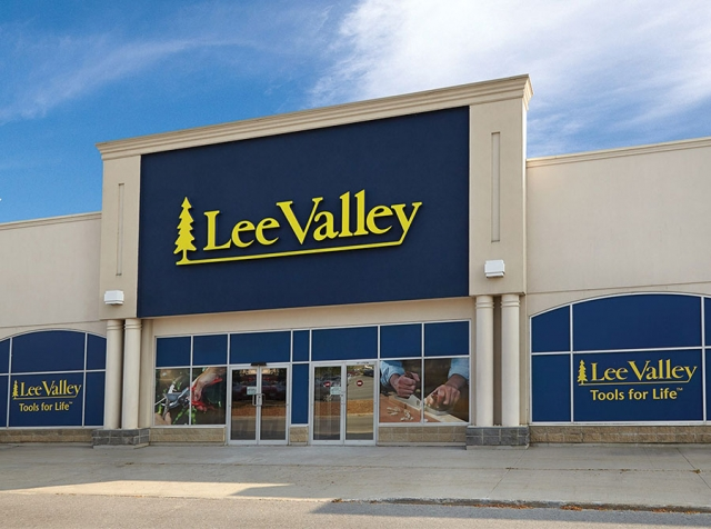 Lee Valley Store Front