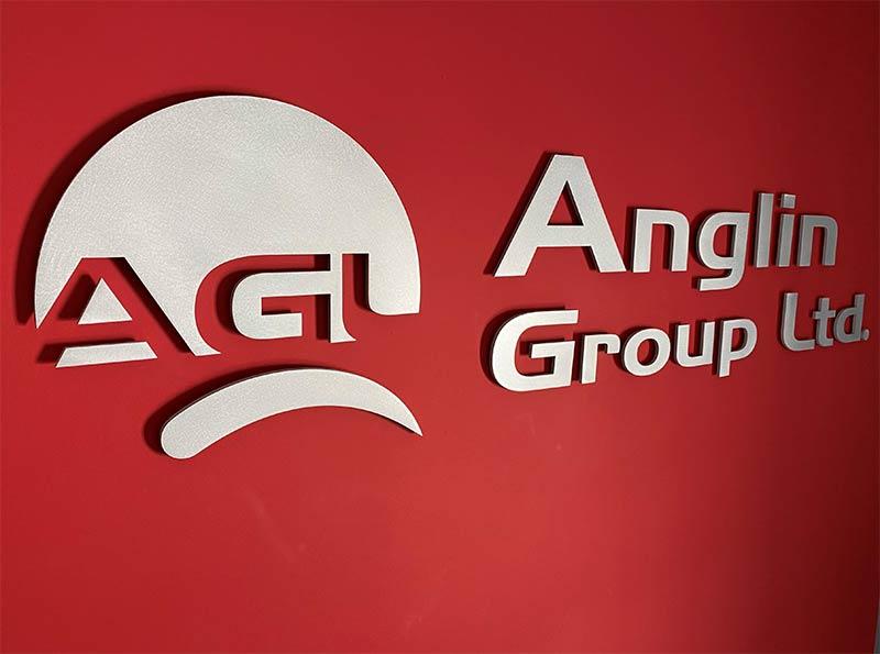 Anglin Group Ltd. Sign