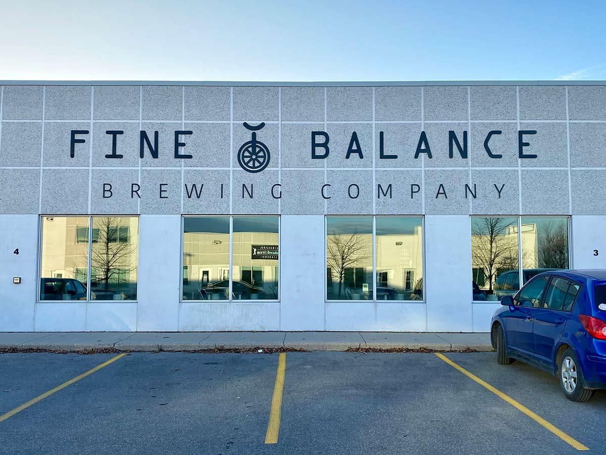 Fine Balance Store Front